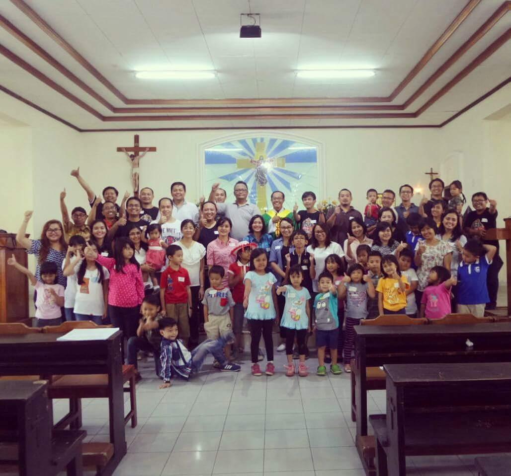 JB96ers dan Keluarga Berbagi di Panti Asuhan St. Yusuf Sindanglaya