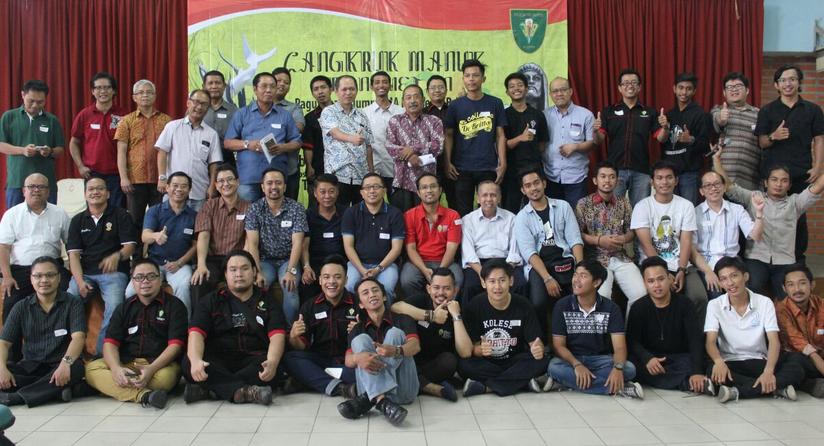 Lantang Suara Mars De Britto Satukan Alumni JB Jatim