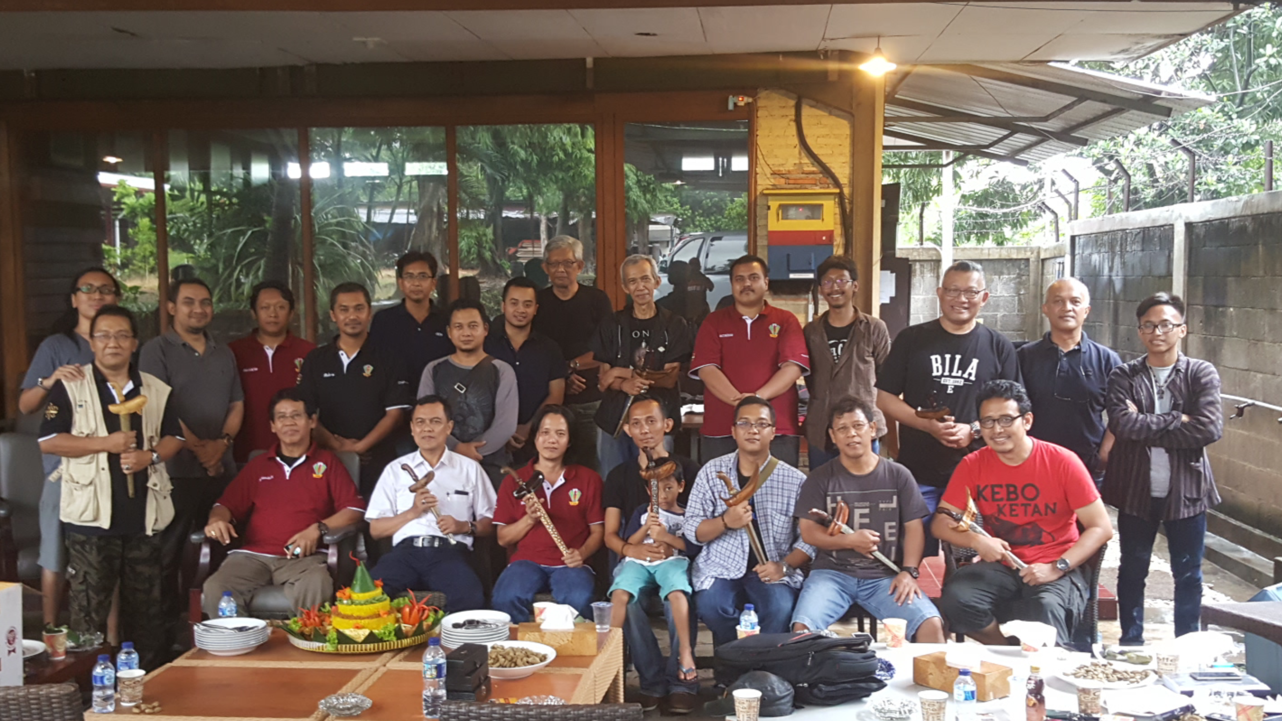 Kopi Darat Paguyuban 'Manuk' Pemerhati dan Pelestari Budaya Nusantara