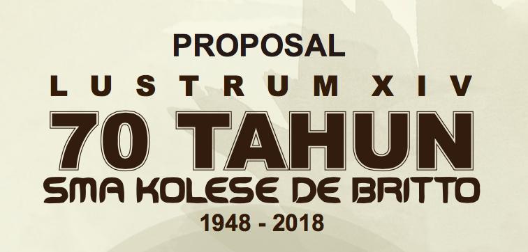 Proposal Lustrum XIV