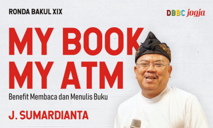 Ronda Bakul XIX : My Book My ATM