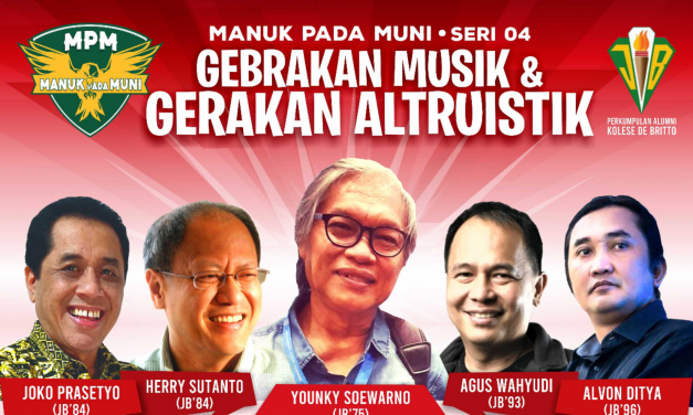 Gebrakan Musik & Gerakan Altruistik