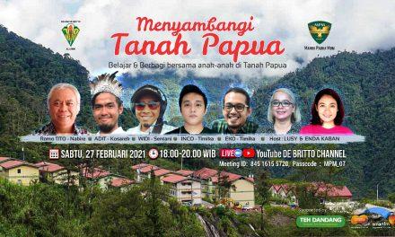 Menyambangi Tanah Papua